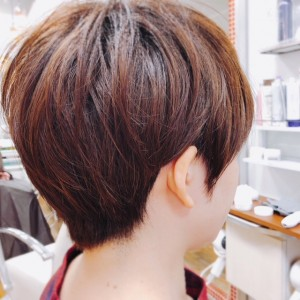 春に向けてのヘアースタイル提案!!PRIDE.RISE綾瀬店/ヘナ100%